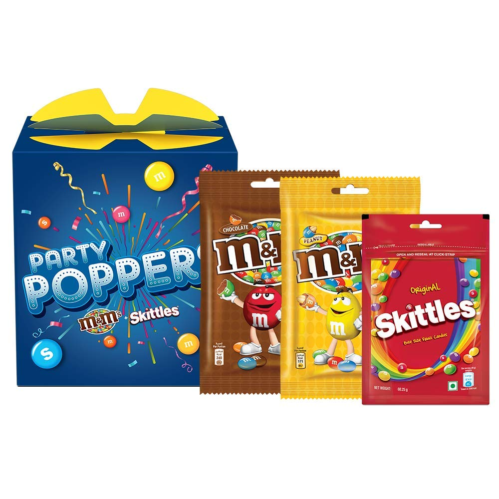 M&M Chocolates Flat 50% off – Starts from Rs. 150